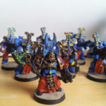 thousand sons rubicae troops