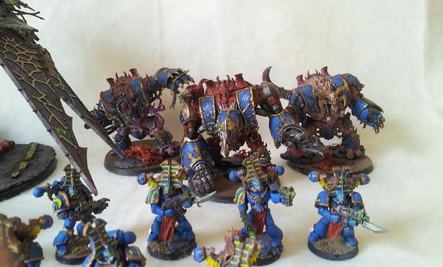 Thousand Sons Hellbrutes: Mayhem Pack