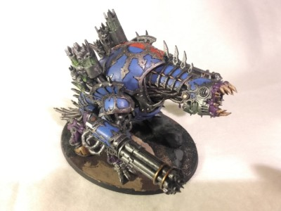 Thousand Sons Forgefiend