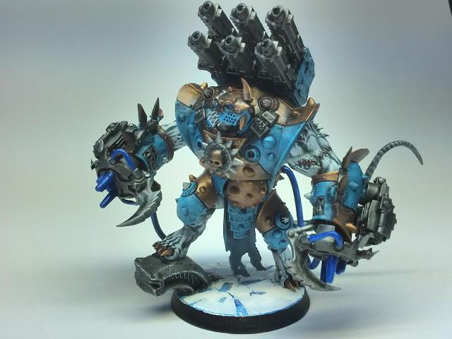 Tzeentch Obliterator