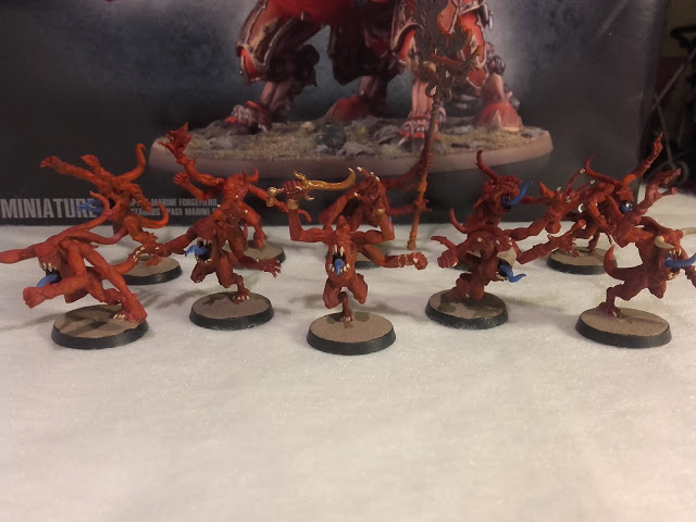 Tzeentch Horrors