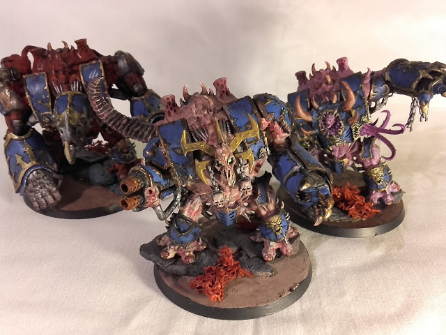 Thousand Sons Hellbrute Mayhem Pack