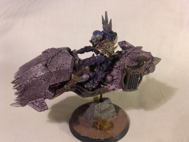 Doomrider - Daemonprince of Slaanesh