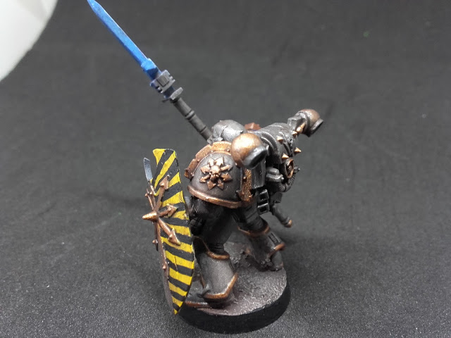 Iron Warriors: Kill Team - power weapon trooper..