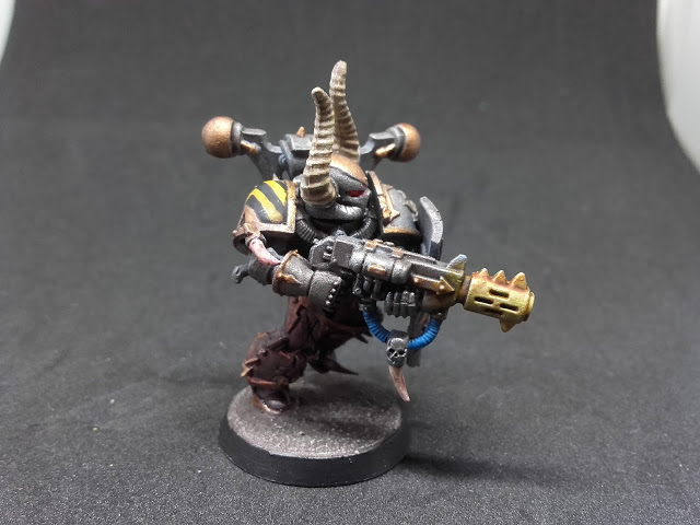 Iron Warriors: Kill Team - Specialist Reave.