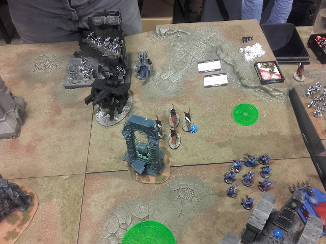 Warhammer 40K Battle report: My Thousand Sons were a bit ambitious. Again.