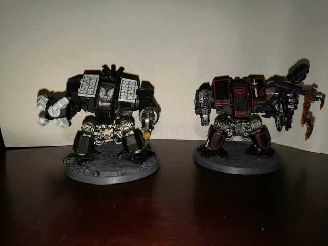 Venerable Dreadnought - he got a buddy!