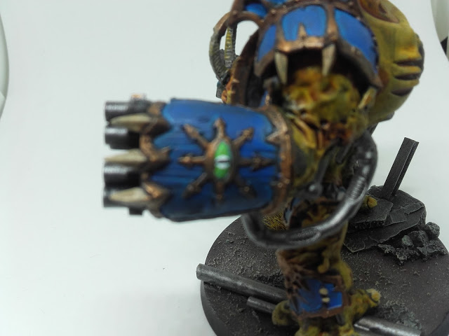 Thousand Sons Hellbrute - Missile Launcher