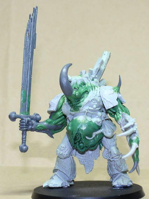 Yersinis, Demon Prince of Nurgle