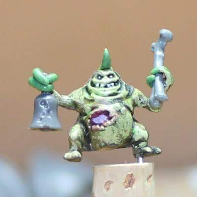 Happy little Nurgling
