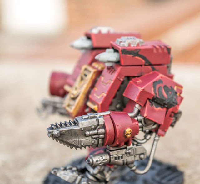 "Ironclad Dreadnought ""Mandrake"""