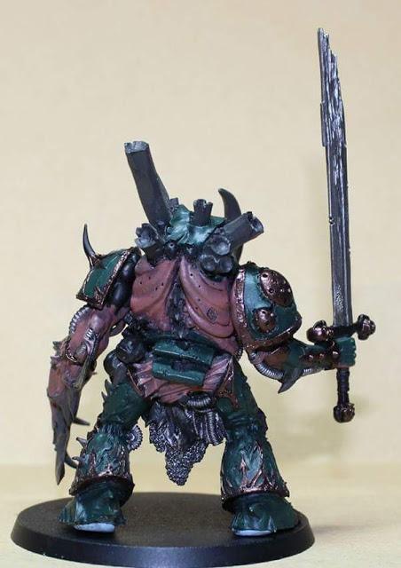 Yersinis, Demon Prince of Nurgle