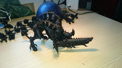 Tyrannofex - Ready for painting and basing