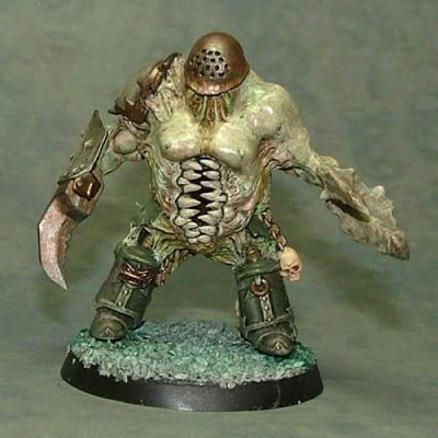 Possessed of Nurgle - painted.