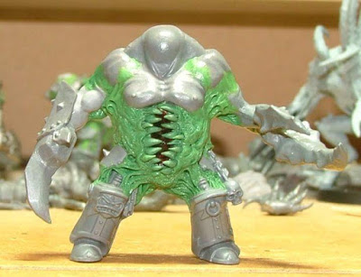 Possessed of Nurgle