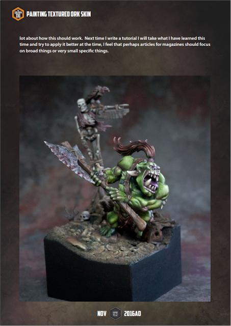 Ork - In depth painting guide.