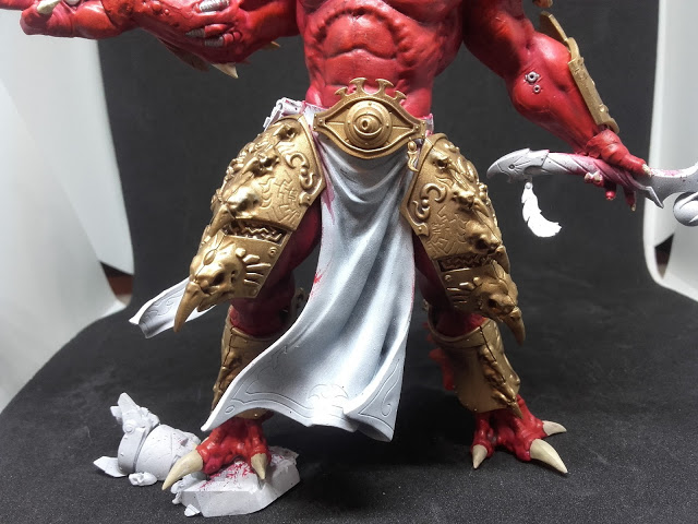 Magnus the Red, Primarch of the Thousand Sons