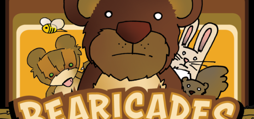 Bearicades Kickstarter cover