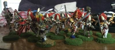 howling banshees eldar aspect warriors