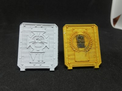 Legion specific vehicle armour plates.