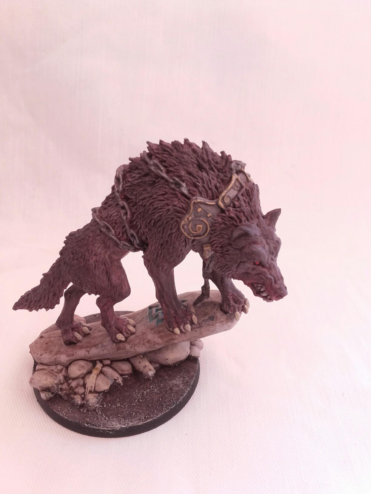 The Wolf Fenir