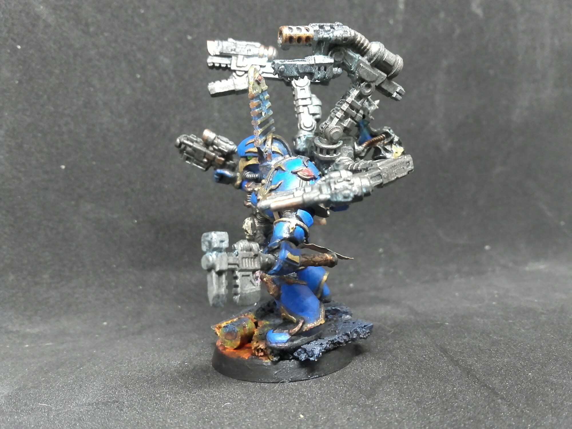 Thousand Sons Warpsmith wrench ace