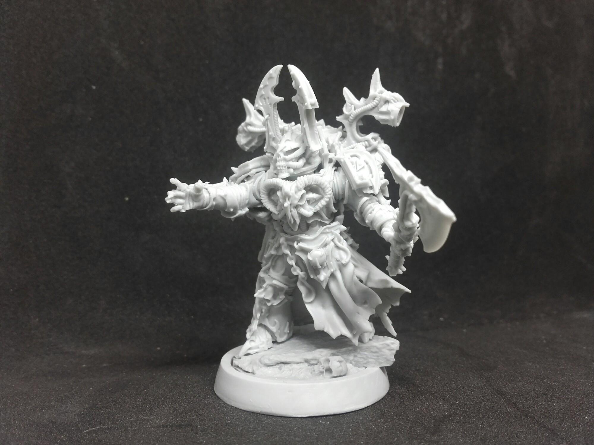 Evil Craft Sorcerer