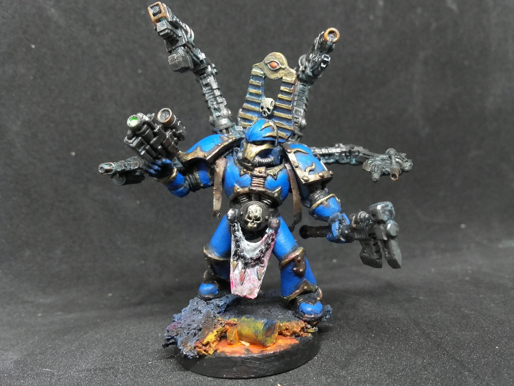 Thousand Sons Warpsmith conversion