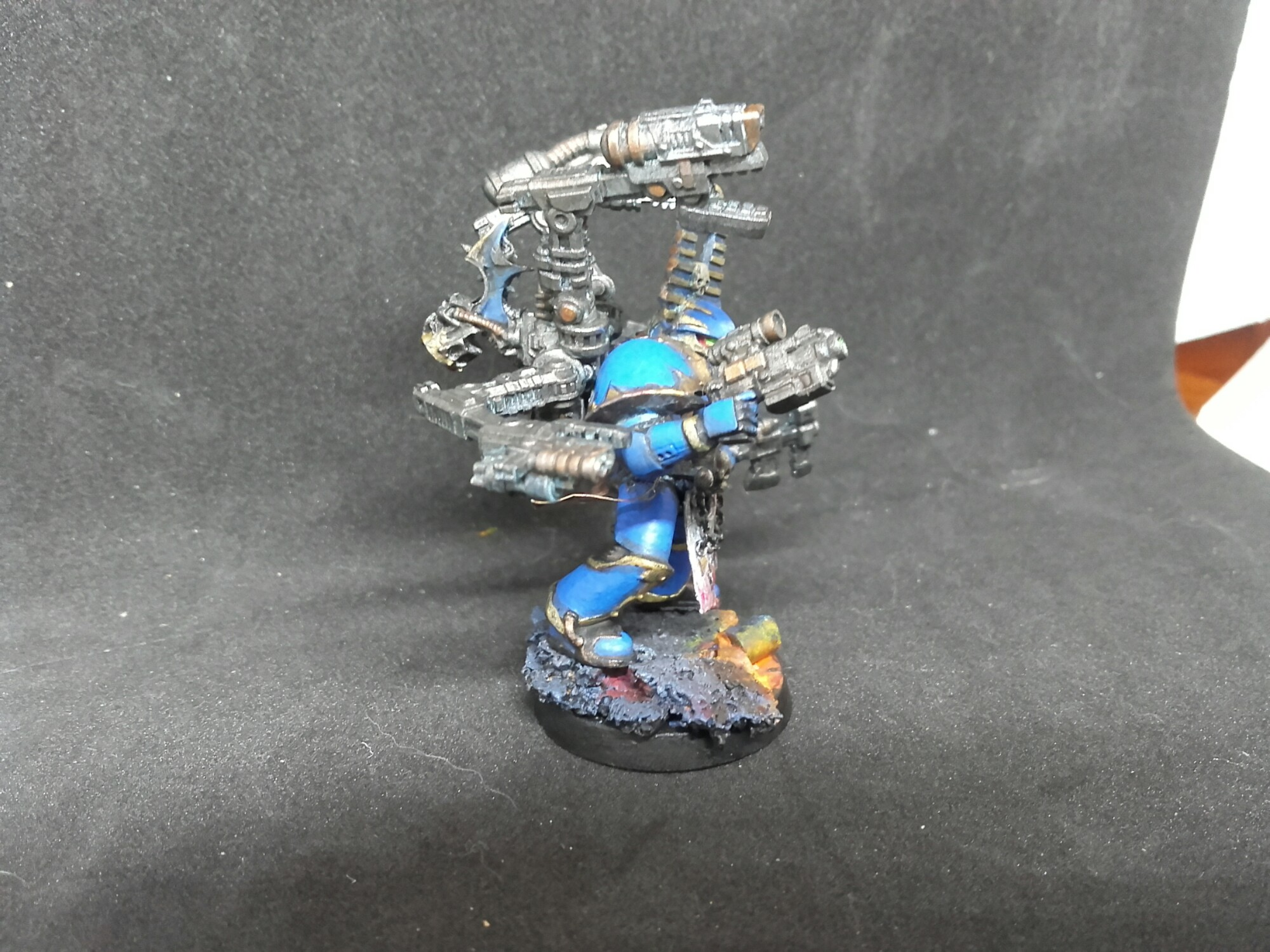 Thousand Sons Warpsmith pistol