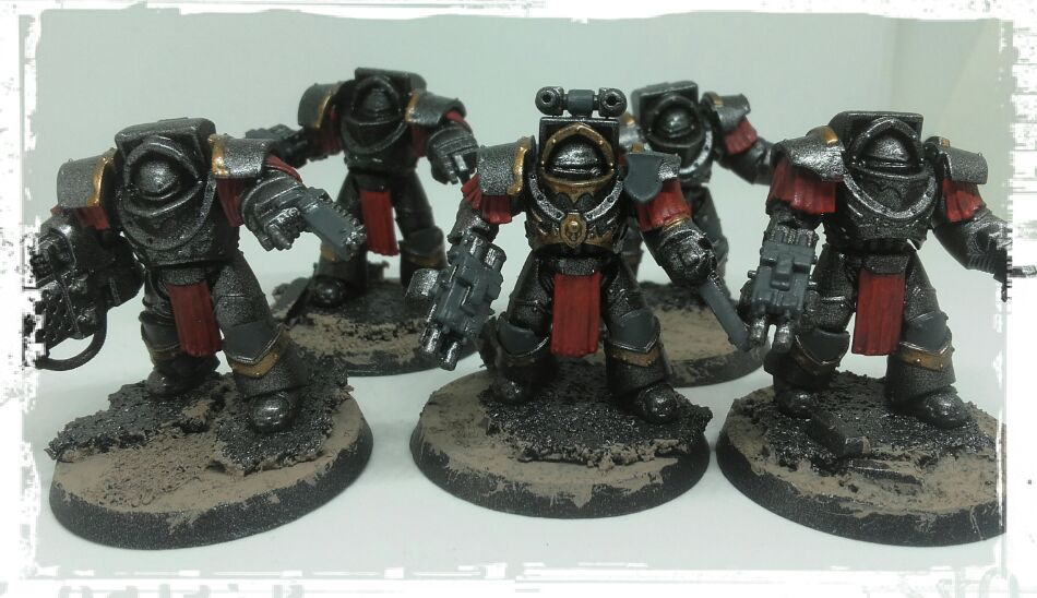 Quite happy with how this lot are turning out, so far.