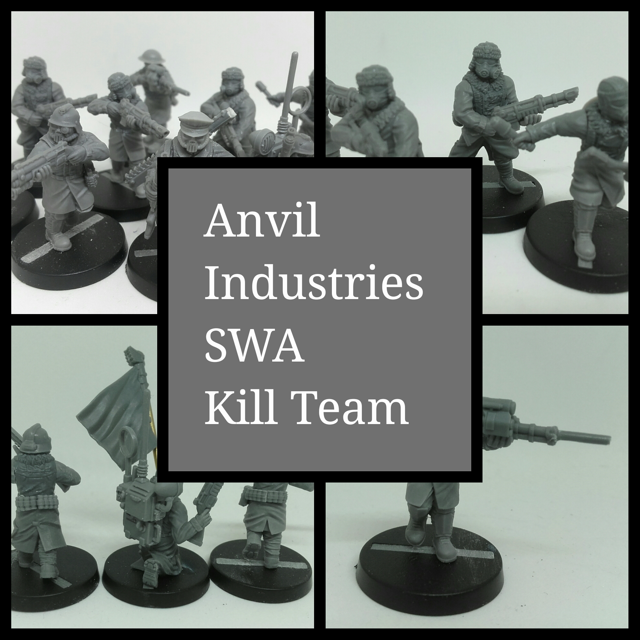 anvil industries trench fighters kill team 1 stepping between games