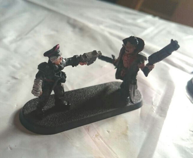 Hot Commissar on Commissar action