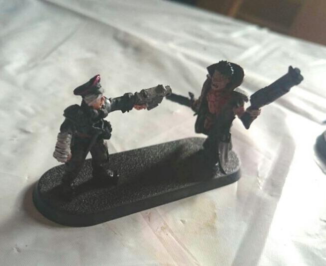 Hot Commissar on Commissar action