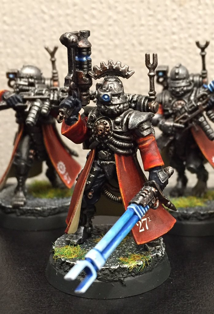 Some Ad Mech guy