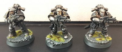 iron warriors tacticals