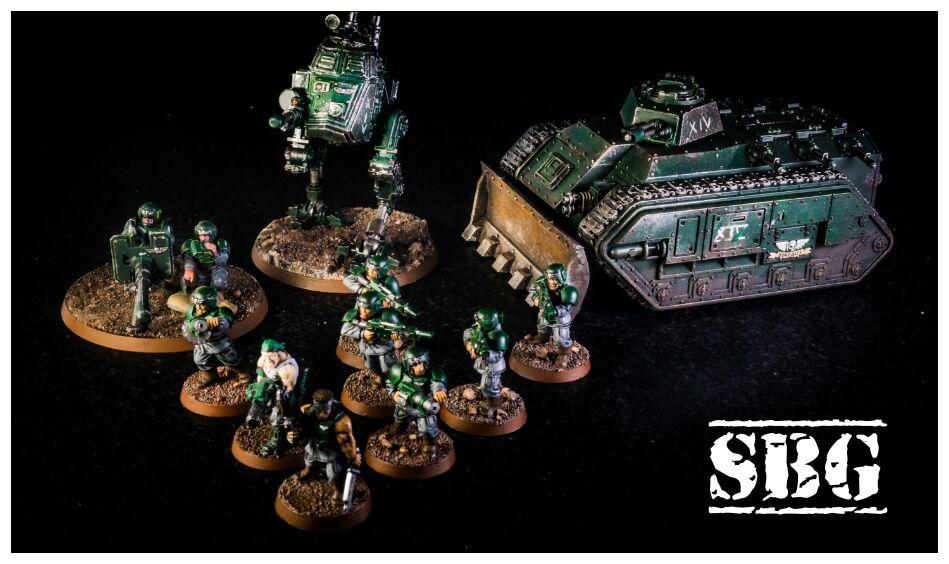 Imperial Guard kill team