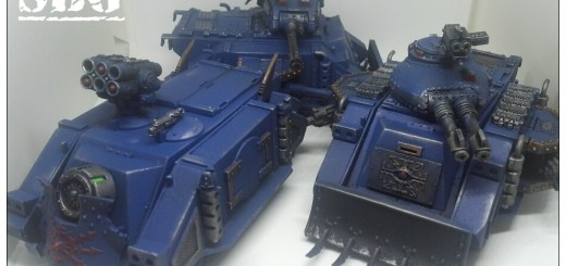 Thousand Sons Tanks