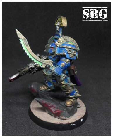 Thousand Sons Sorcerer Lord Heka 2