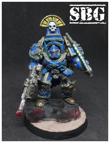 Thousand Sons Sorcerer Lord Heka 1