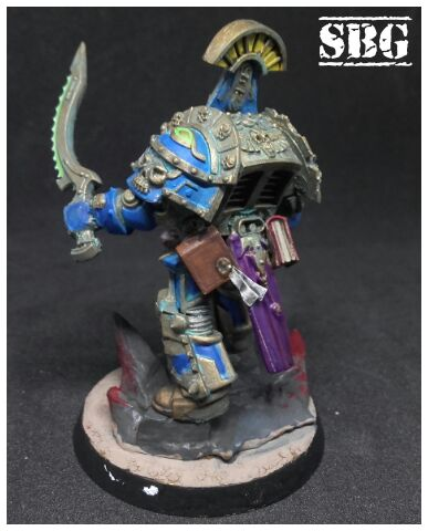 Thousand Sons Sorcerer Lord Heka 3