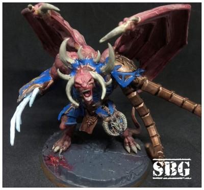 Thousand Sons Demon Prince