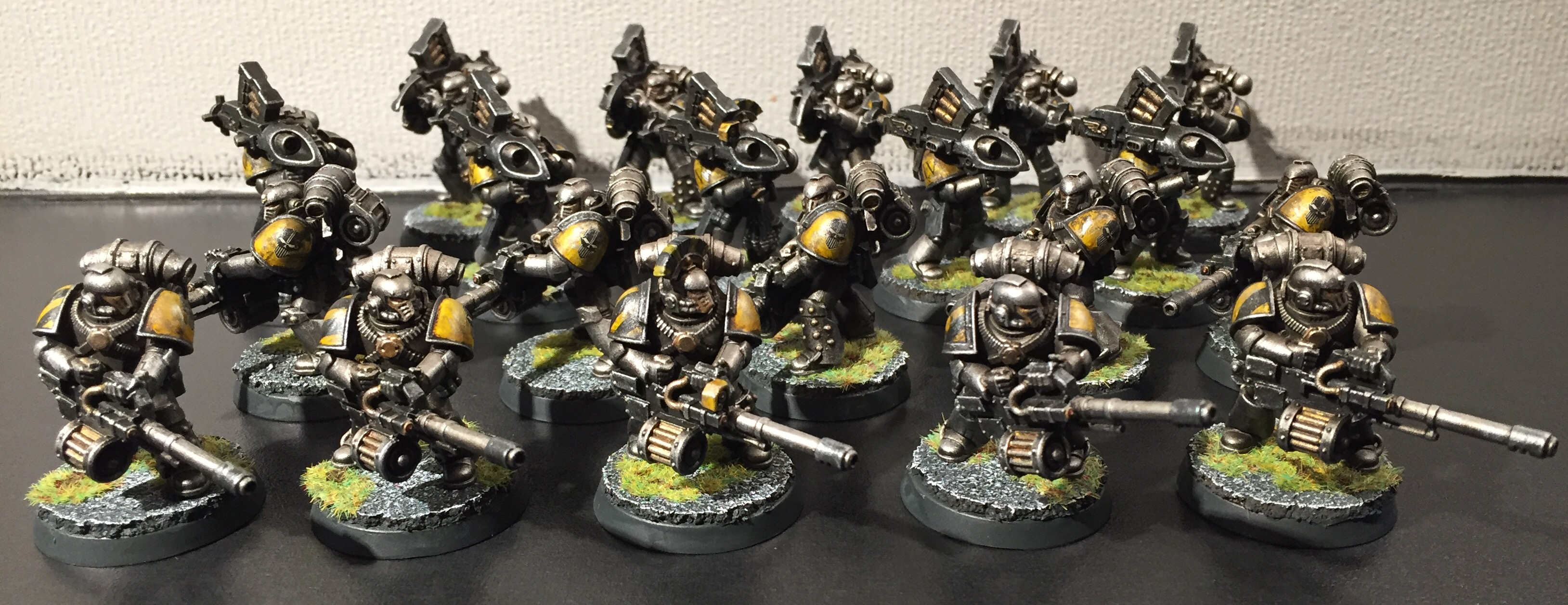 iron warriors havoc