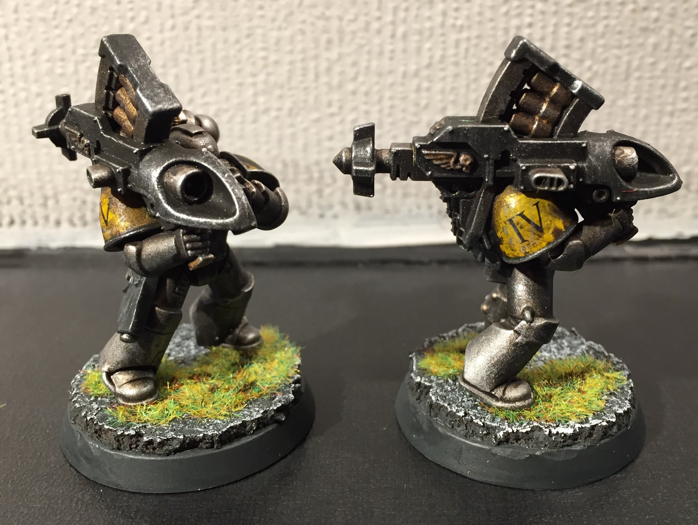 Iron Warriors - Iron Havocs 4