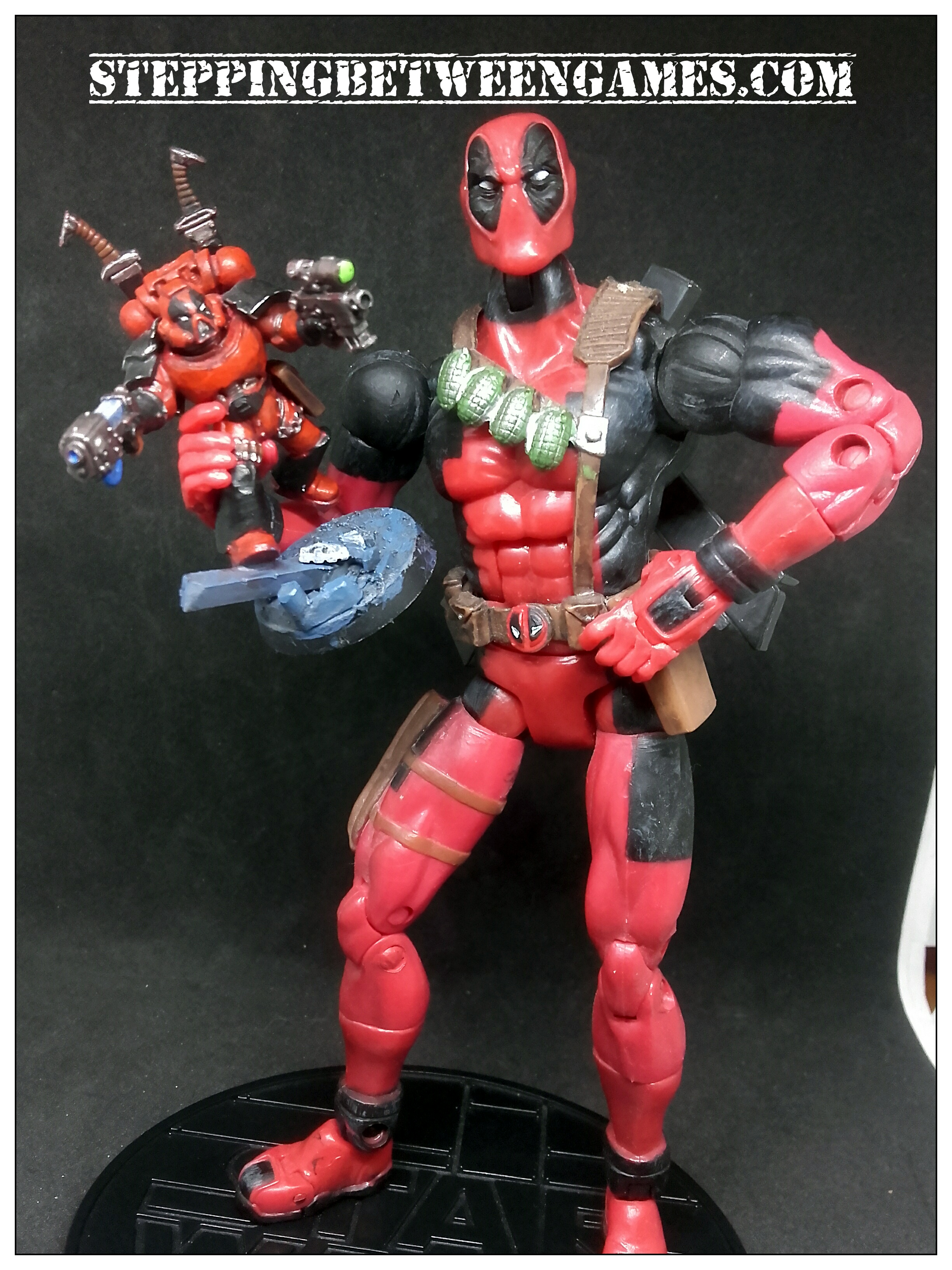 Deadpool meets a Deadpool-Marine