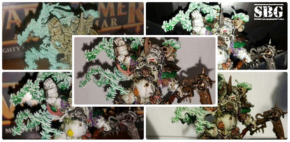 Typhus the Herald of Nurgle
