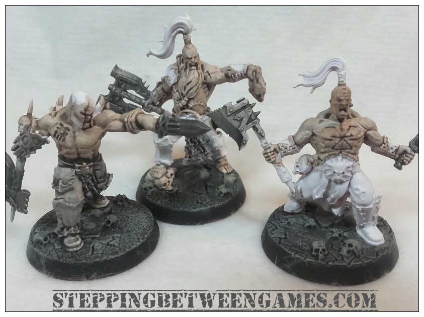 Shadespire miniatures bloodreavers 2