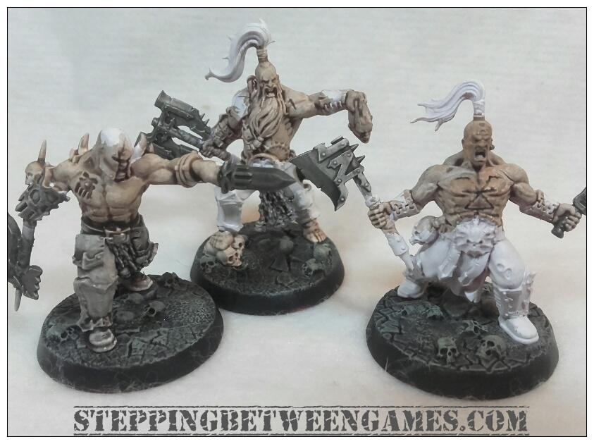 Shadespire miniatures bloodreavers 2