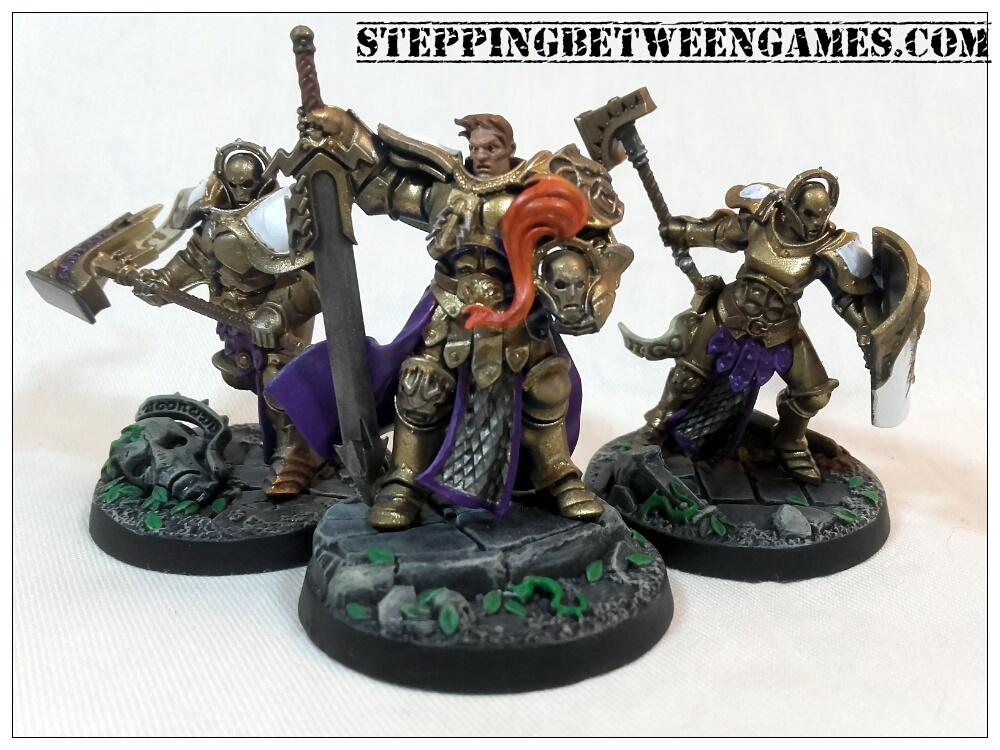 Warhammer Underworlds: Shadespire Stormcast 1