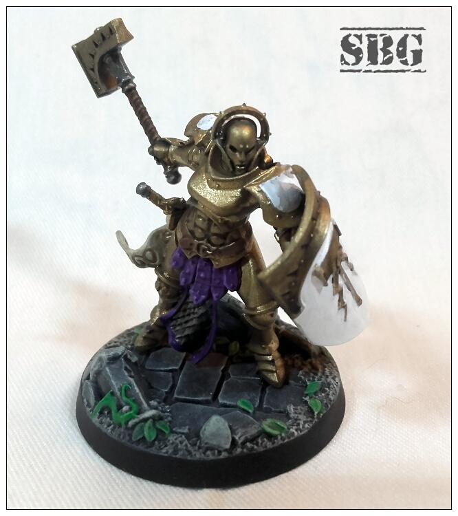 Warhammer Underworlds: Shadespire Stormcast 4