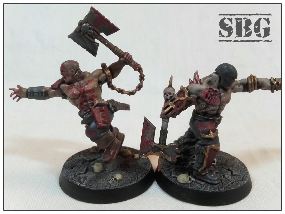 Warhammer Underworlds: Shadespire Khorne 2